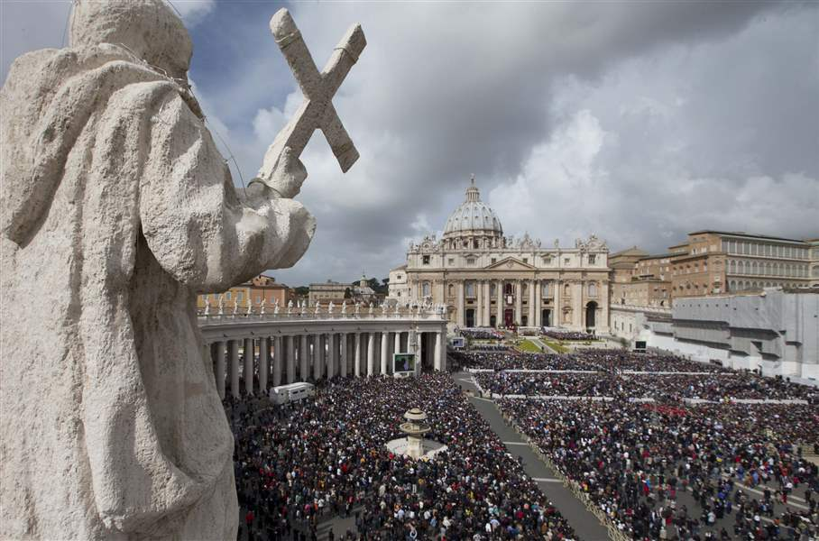 Vatican-Pope-Easter-9