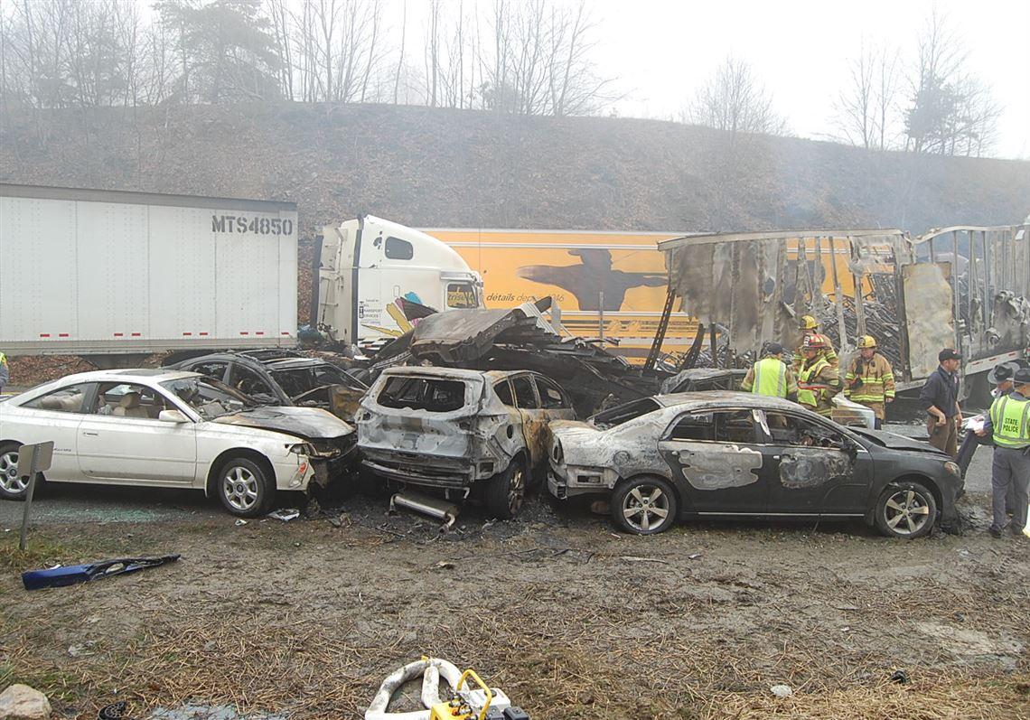 I-77 reopens following 95-vehicle pileup at Virginia-NC