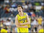 Michigan's Spike Albrecht gave the Wolverines a distinct boost when it seemed the Gators had a chance to climb back into a game in which they trailed by as many as 24 points in the first half.