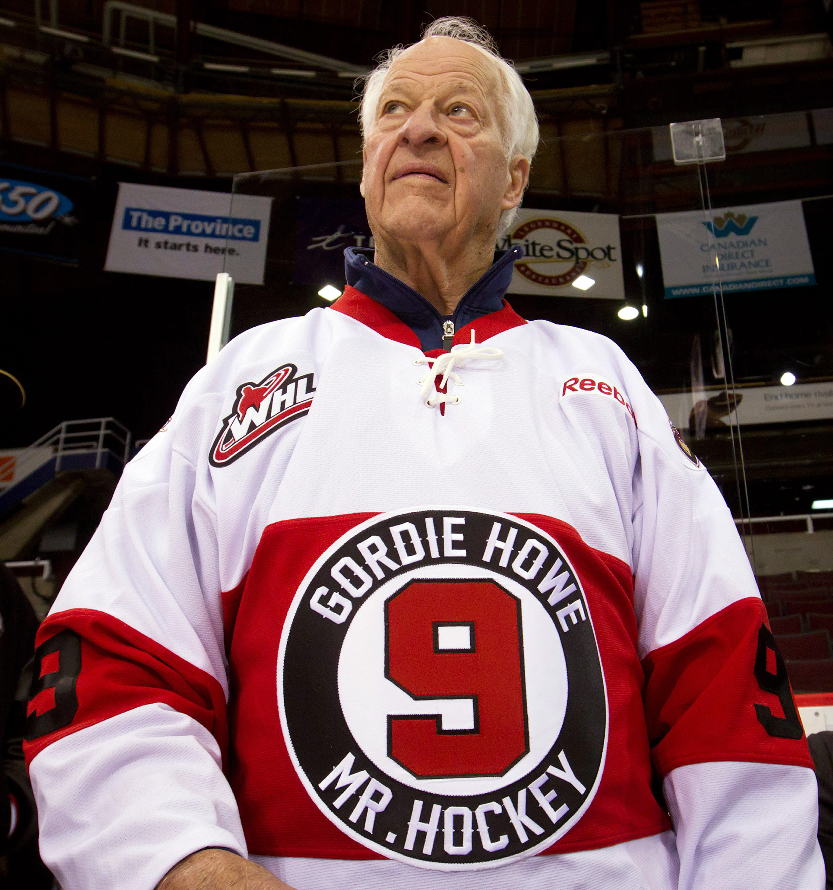 Dr. Murray Howe, Gordie's Son, Finds Calling Away From