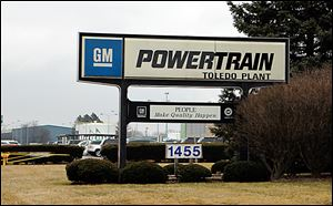 The investment in Toledo Transmission Plant, known as Powertrain, on Alexis Road, is not likely to add jobs.