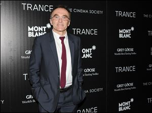 Director Danny Boyle attended Fox Searchlight Pictures' premiere of