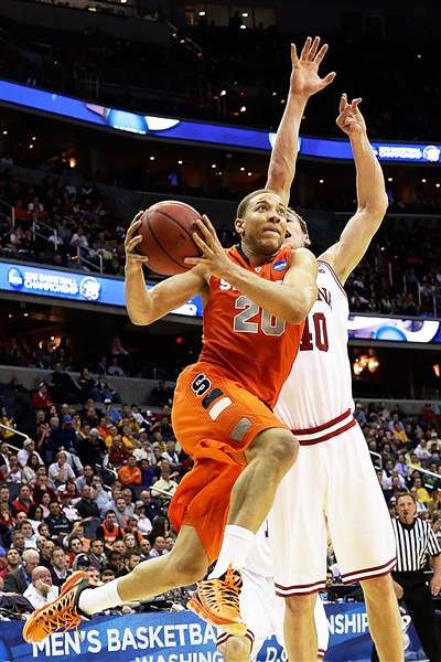 Syracuse-guard-Brandon-Triche