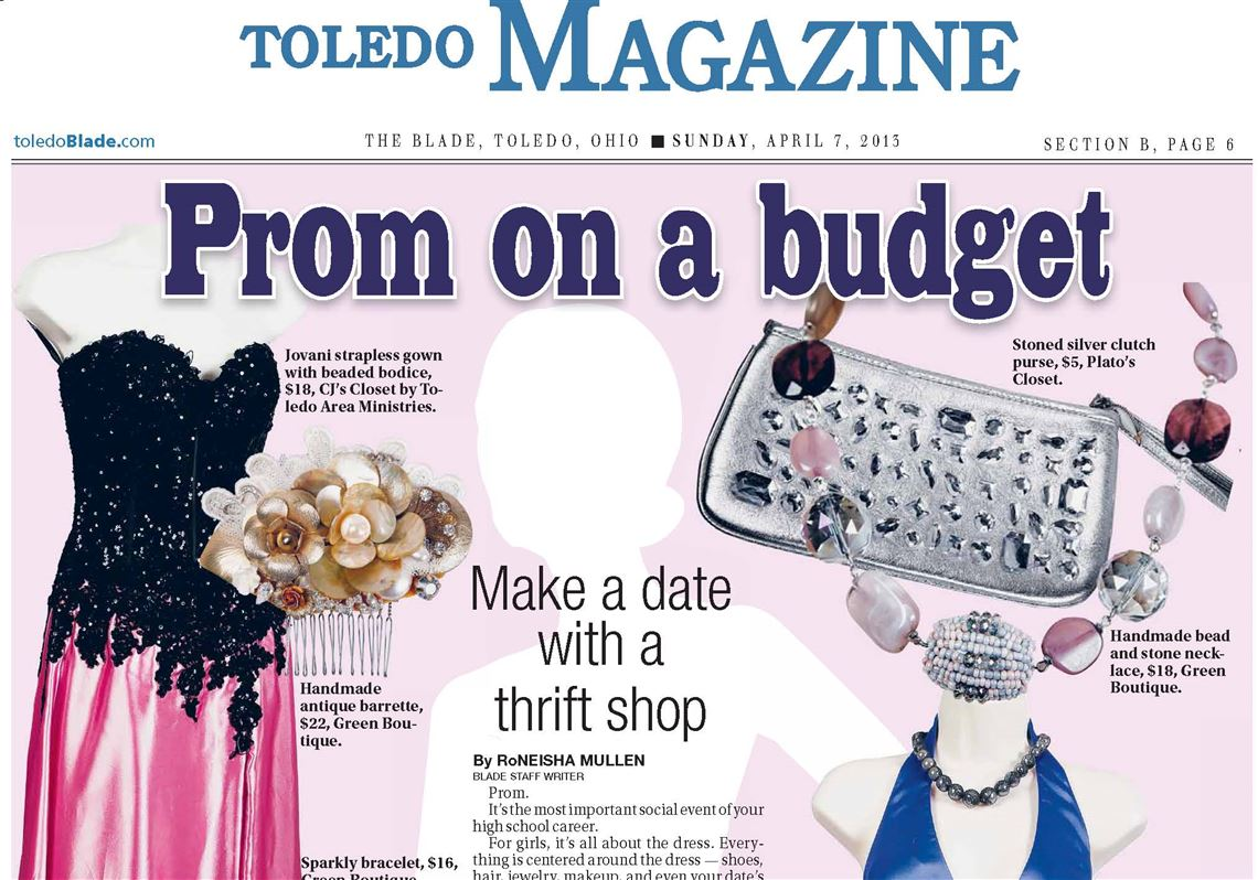 Prom On A Budget Toledo Blade