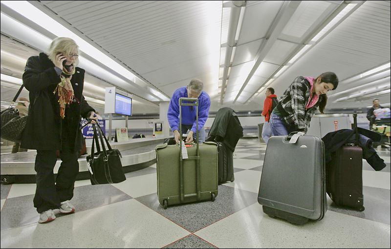 Airline Passenger Complaints Skyrocket Toledo Blade