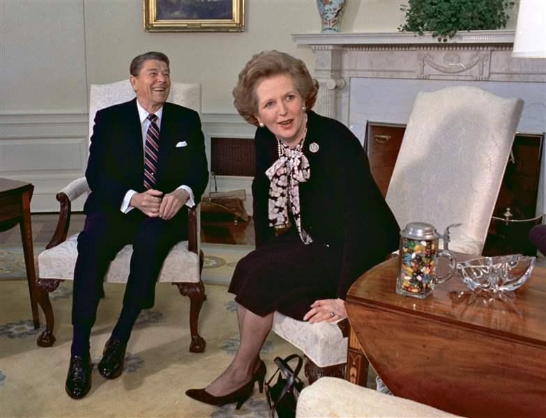 Britain S Iron Lady Margaret Thatcher Dies The Blade