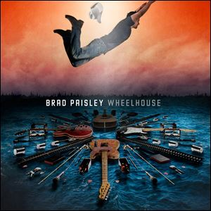 The song 'Accidental Racist' appears on the album 'Wheelhouse,' by Brad Paisley.