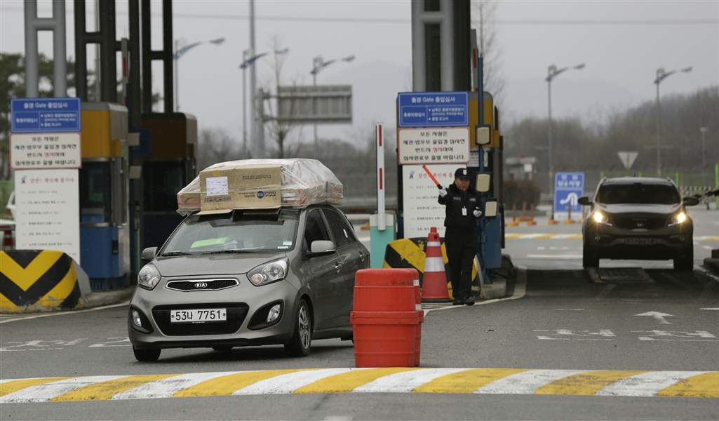 South-Korea-Koreas-Tension-checkpoint
