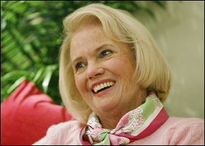 Designer Lilly Pulitzer, known for her tropical print dresses, died Sunday in Florida at 81.