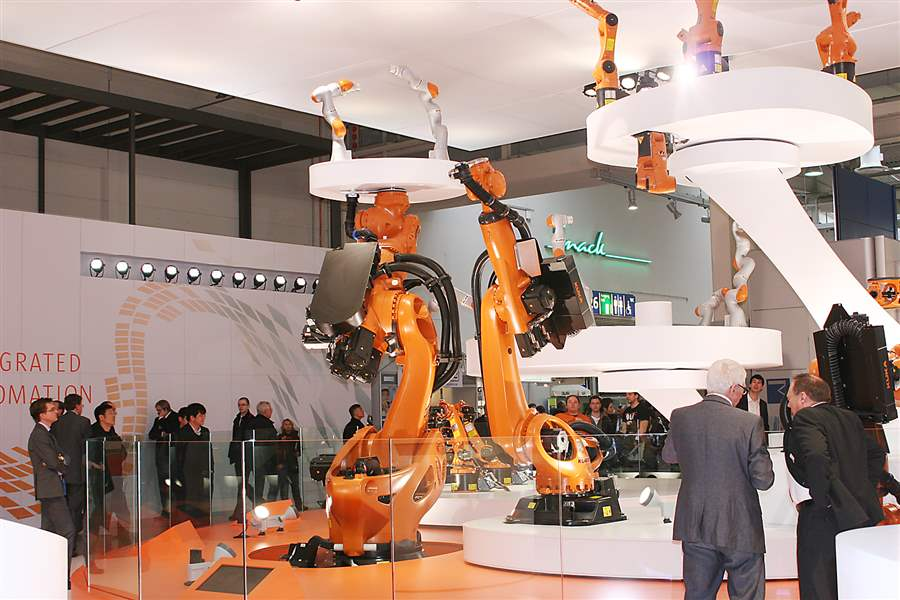 Kuka-display-in-Germany