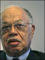 In this March 8, 2010 file photo, Dr. Kermit Gosnell is seen during an interview with the Philadelphia Daily News at his attorney's office in Philadelphia. A 2011 grand jury report on a busy west Philadelphia abortion clinic described patients being overmedicated, maimed and even killed during lax, long-unregulated procedures. But prosecutors say Dr. Kermit Gosnell also abused his low-paid staff, relying on untrained workers to anesthesize, prep and monitor patients before he arrived at night to perform surgery.