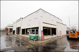 The PureSleep store at Talmadge Road and Monroe Street is one of four locations planned for Art Van in the Toledo area.