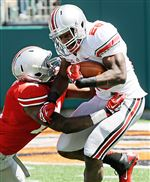 OSU-spring-game-Warren-Ball