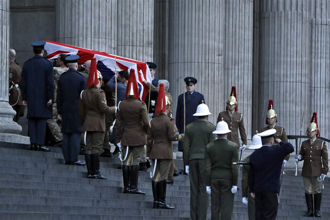 Britain-Thatcher-Funeral-2