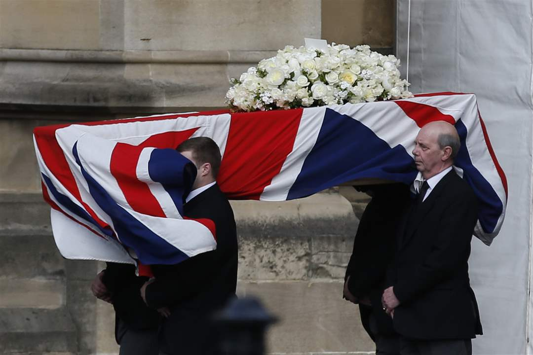 Britain-Thatcher-Funeral-4