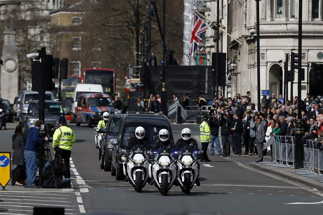Britain-Thatcher-Funeral-6