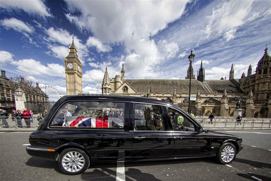 Britain-Thatcher-Funeral-8