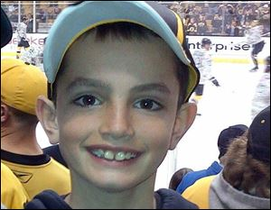 Martin Richard, 8, was among the at least three people killed Monday in the explosions at the finish line of the Boston Marathon.