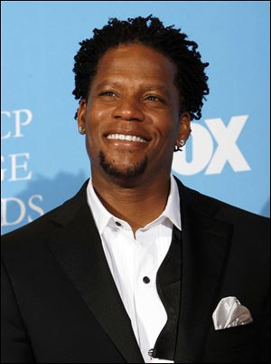 D.L. Hughley was the latest celebrity contestant eliminated on