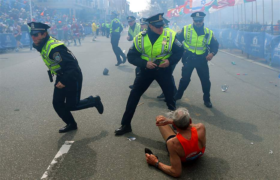 APTOPIX-Boston-Marathon-Explosions-Bill-Iffrig