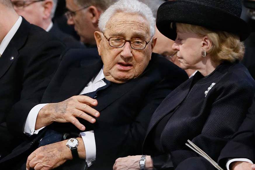 Britain-Thatcher-Funeral-Kissinger