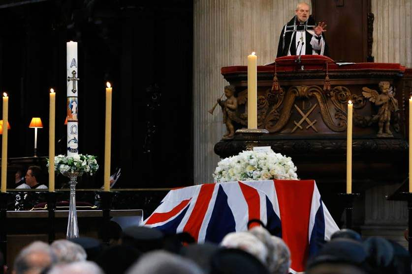 Britain-Thatcher-Funeral-bishop-2