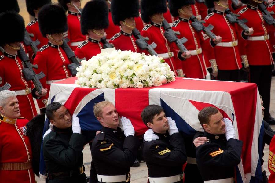 Britain-Thatcher-Funeral-pall-bearers