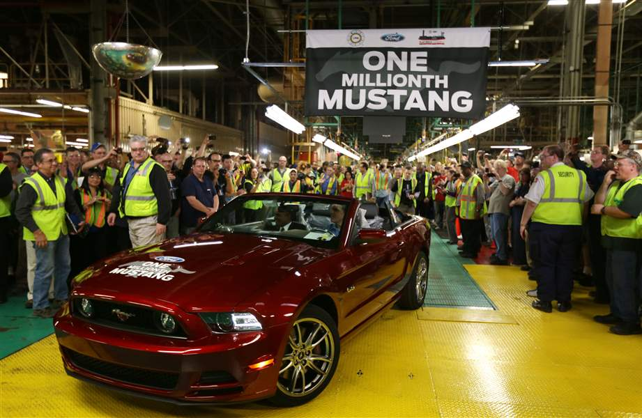 Millionth-Mustang-at-Flat-Rock