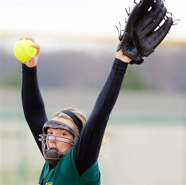 ND-Clay-softball-Gallaher