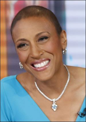 Good Morning America anchor Robin Roberts