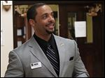Romules Durant was recently named interim superintendent in Toledo.
