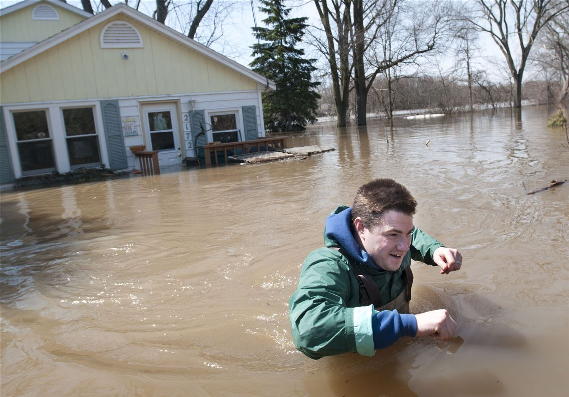 More Rain Snow Could Lead To More Flooding The Blade