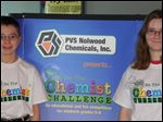 Michael Allen and Sophie Andrei recently competed in the You Be The Chemist Challenge.