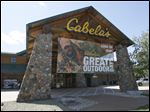 Cabela's in Dundee, Thursday, 08262010. Summary: