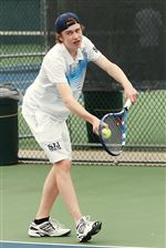 High-school-tennis-Kevin-Brown-St-John-s