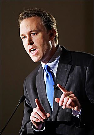 Ed FitzGerald, a Democrat, will continue his gubernatorial campaign today with an event in Toledo at 3:15 p.m.