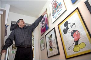 Doug Lipp is a former Disney employee who now runs a consulting business and is the author of