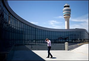 Furloughs of air traffic controllers delayed hundreds of flights daily, infuriated travelers and caused political headaches for lawmakers.