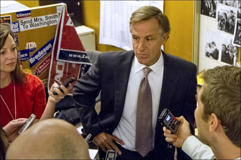 "HASLAM: ""HAVING A GOVERNOR IS GREAT""."