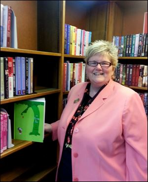 Jeanette Hrovatich is the new executive director for Read for Literacy.
