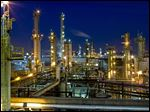 Marathon Petroleum spent $2.2 billion to overhaul its Detroit refinery, seen here, last year, and bought a huge facility in Texas City, Texas, from BP Plc. That was part of a $2.4 billion deal that closed in February.