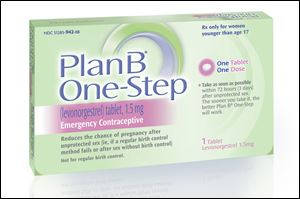 On April 30, the FDA lowered to 15 the age at which girls and women can buy the emergency contraceptive without a prescription — and said it no longer has to be kept behind pharmacy counters. Instead, the pill can sit on drugstore shelves just like condoms, but that buyers would have to prove their age at the cash register.