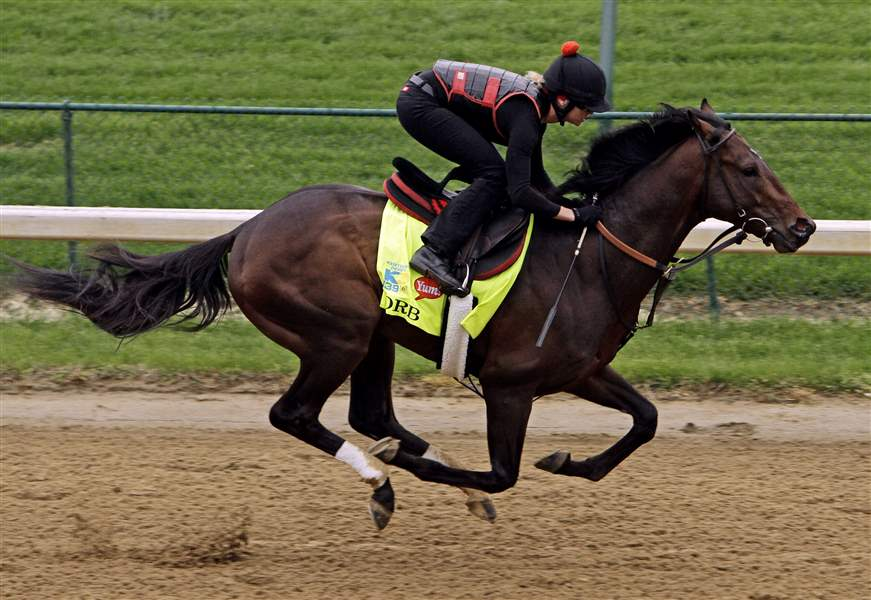 Kentucky-Derby-Horse-Racing-Orb-Shug-McGaughey