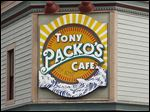 Tony Packo's restaurants is once again thinking of expanding its footprint beyond the Toledo area. The original restaurant is located on Front Street.
