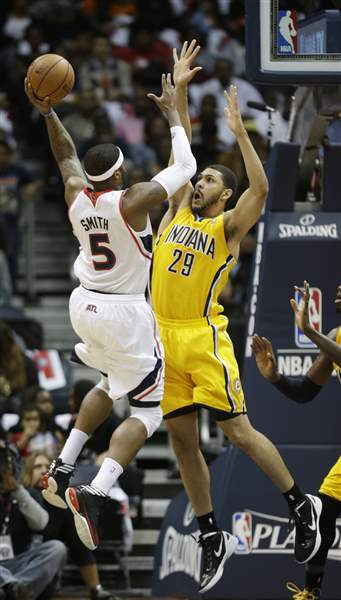 Pacers-Hawks-basketball-Josh-Smith