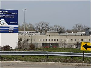 Conditions at the Toledo Correctional Institution are
