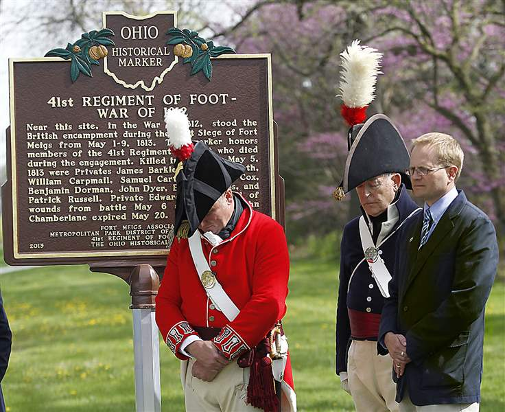 Fort-Meigs-honoring