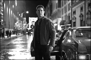 Actor Tom Cruise portrays the title character in 'Jack Reacher.'