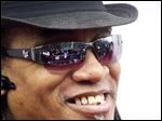 51-year-old rapper Melle Mel says he suffers chronic bronchitis from being around marijuana and cigarette smoke when he was performing.