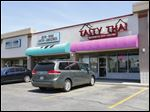 Tasty Thai restaurant, 1515 S. Byrne Rd.